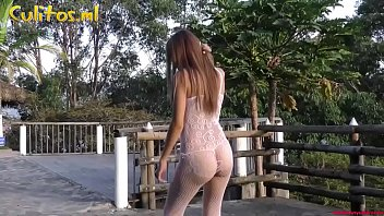 colombiana y negro Blonde anal high heels