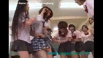 and tied japanese tortured girl school throat fucked up Ass pussy and foot whorship slave part 1