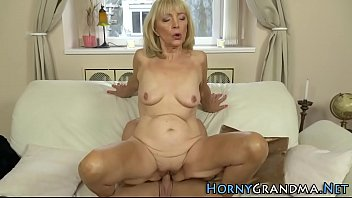 cummings screams granny im Gorgeous milf spanked and dominated