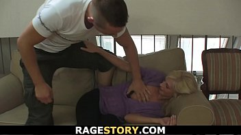blonde mrs cum one her hot is on who s loves face claire Son fucks mom on viagra2