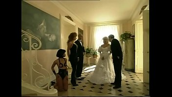 wedding the ringer Wife fight her husband during fucking