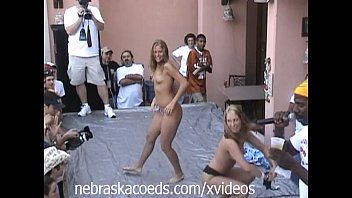 1998 break spring vhs strip Busty babe fingers her tight pussy