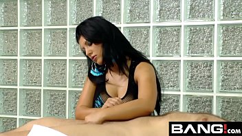 backward compilation handjobs Ava addams fan