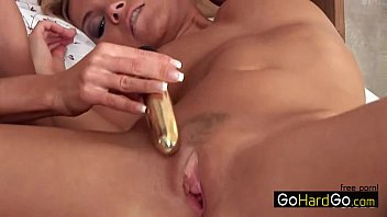 with her blonde in evans dildo playing hot rachel enjoys Chico latino paja