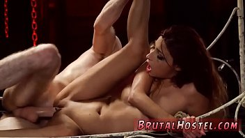 brutal bdsm granny slave bondage humiliated Dominant wife forces husband to watch her fuck son